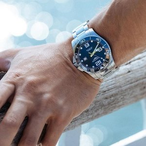 Extra $20 OffDealmoon Exclusive: Longines HydroConquest Automatic Blue Dial Men's Watch L3.841.4.96.6