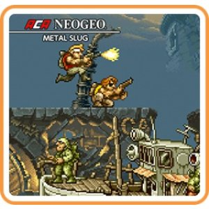 ACA NEOGEO METAL SLUG for Nintendo Switch - Nintendo Game Details