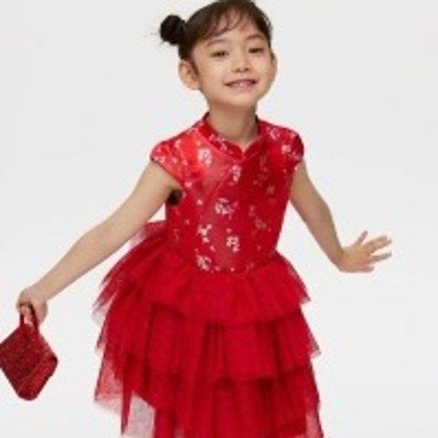 H&M 牛年新春服饰开卖 中国风衣衫穿起来