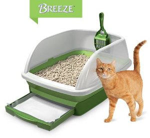 Tidy Cats Breeze Cat Litter Box System - Chewy.com