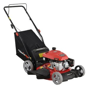 PowerSmart 21 in. 3-in-1 161cc Gas Walk Behind Push Mower
