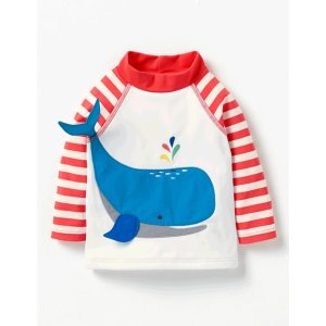 Boden婴幼儿防晒泳衣