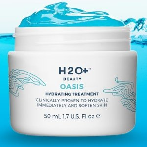 Get a $23 value giftwith any $60 purchase @ H2O Plus