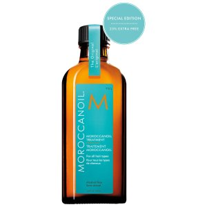 Moroccanoil世界美容大奖最佳护发产品!摩洛哥发油 125ml (25% Extra Free) (Worth £41.05)