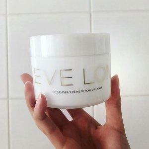 买满£50送急救面膜+2小样Eve Lom官网 全场护肤品热卖 收卸妆膏、眼霜和精华