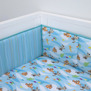 $14.99Disney Icon 4 Piece Nursery Crib Bumper
