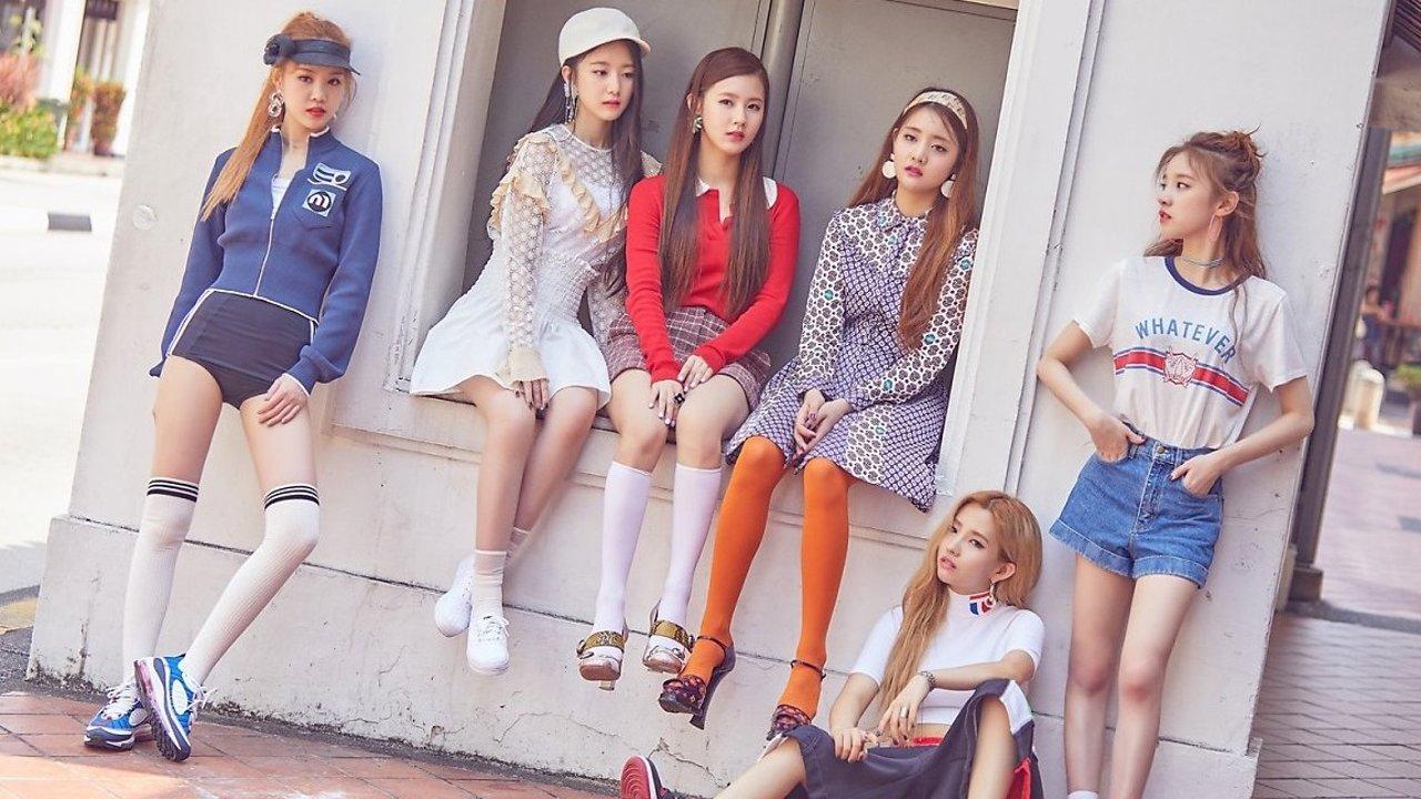 韩国新女团同款服饰 | 我爱韩系