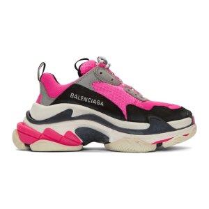 Balenciaga35Triple S 老爹鞋 女款