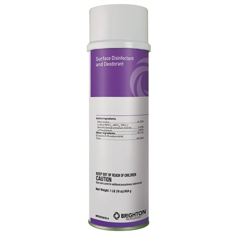 $6.99Brighton Professional™ Surface Disinfectant And Deodorizing II Spray, 16 Oz