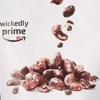 $5.2  含杏仁+腰果+椰子片Wickedly Prime 有机坚果 可可口味 6 oz. 美亚自营商品