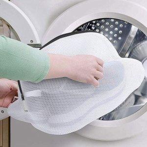 """折后€8.99起 保护衣物Rooxs 洗衣袋热促 防缠绕变形 不怕烘干机""""吃""""袜子"""
