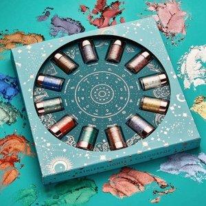 美到尖叫的人鱼姬色新品上市:Colourpop X Kathleen Lights合作款眼影粉套装上市