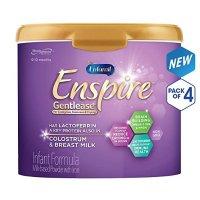 Enfamil Enspire Gentlease 防胀气婴儿奶粉 20 盎司*4