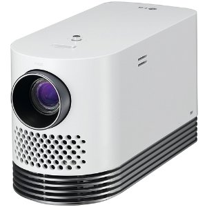 LG HF80JA Full HD 1920 x 1080 Laser Smart Home Theater Projector