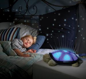 $39.99(原价$69.14)Cloud b 星光安抚夜灯海龟