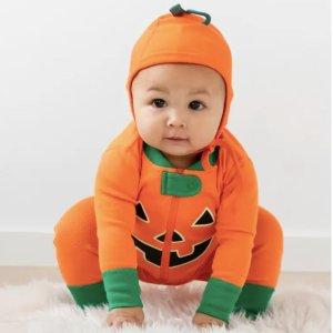 5折起 包邮Hanna Andersson 婴幼儿上衣、裤子、裙装等促销