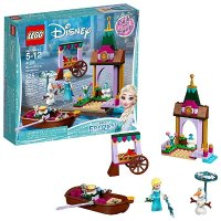 Lego Disney Elsa公主的集市历险 41155