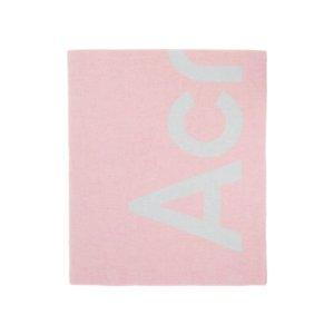 Acne Studios爆款双面字母围巾