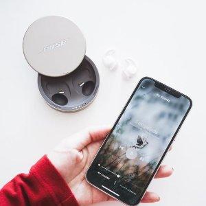 低至5折 Bose 眼镜Speaker £215Selfridges 科技产品大促 收BOSE、索尼耳机、高档音响