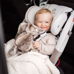 立减$60 3RX款座椅$319收Diono 高景观儿童车 安全座椅热卖 美国救护车指定安全椅品牌