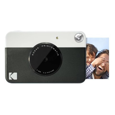Kodak PRINTOMATIC Digital Instant Print Camera (Black)