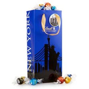 Lindt2 for $42Create Your Own LINDOR Truffles New York Gift Bag (75-pc, 31.7 oz) | Lindt USA