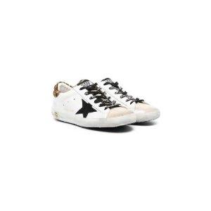 GOLDEN GOOSE37-40TEEN Superstar 大童款小脏鞋