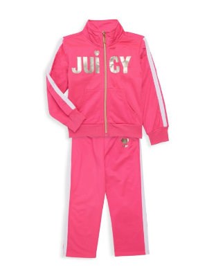 Up to 70% OffJuicy Couture Kids Cloth & Shoes Sale @ Saks Off 5th