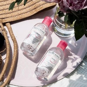 低至5折独家:SkinCareRx精选护肤品热卖 收贝德玛卸妆水、生发精华