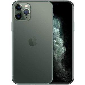 Apple官网$2149iPhone 11 Pro 256GB 4GX Midnight Green