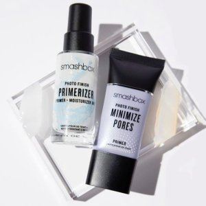 Extended: Dealmoon Singles Day Exclusive! Take $11 off $50 plus get a free 4-piece GWP @ Smashbox