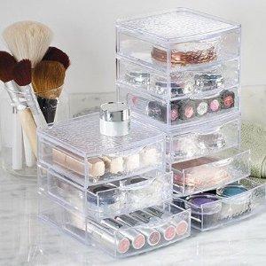 超低价格Walmart InterDesign 化妆品收纳盒 收纳神器