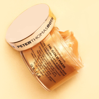 Peter Thomas Roth 24K Gold Pure Luxury Lift and Firm Mask, 5 Ounce @ Amazon