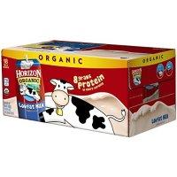 低脂有机牛奶8oz 18包