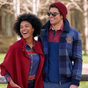 低至1.5折+额外8.5折 T恤$7+US Polo Assn官网 男女款服饰、配件、童装超值热卖