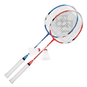 $8.99Franklin Sports Player Badminton Racquet Replacement Set