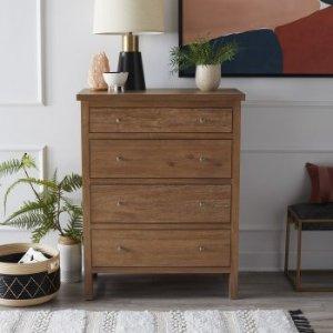 Belham LivingLane Creek 4 Drawer Dresser