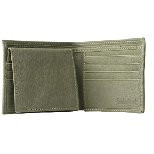 All For $15Timberland Men's Genuine Leather RFID Blocking Passcase Security Wallet