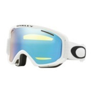 Oakley白色滑雪护目镜