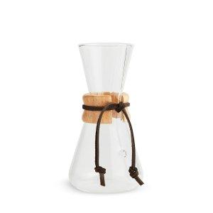 Peet's CoffeeChemex 3-Cup Coffeemaker