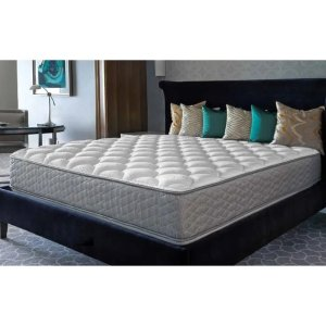 SertaQueen Serta Perfect Sleeper Hotel Concierge Suite II Plush Double Sided 12 Inch Mattress