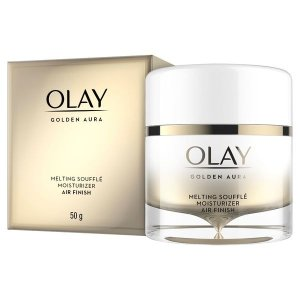 OlayGolden Aura Melting Souffle Moisturizer Air Finish, 1.7 oz