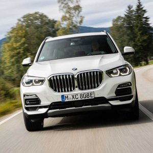 3.0T插电 兼顾性能与实用2021 BMW X5 PHEV插电版即将上市