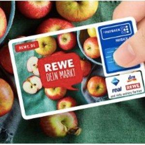 截止至4月5日REWE Payback积分兑换 可返还已兑换积分的10%