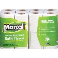 Marcal 双层柔软卫生纸 168张 16卷