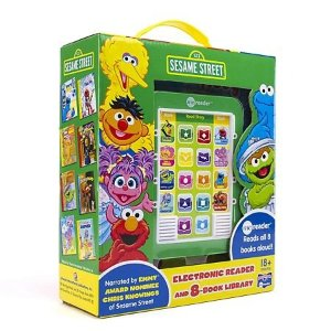Sesame Street童书套装