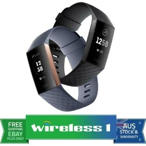 Fitbit Charge 3 Fitness Tracker - All Colours