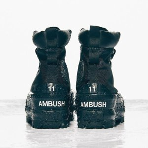 定价$220 双色可选牛年好礼:Converse x Ambush 联名款发售 机能户外靴潮爆了
