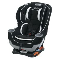Graco Extend2Fit 安全座椅