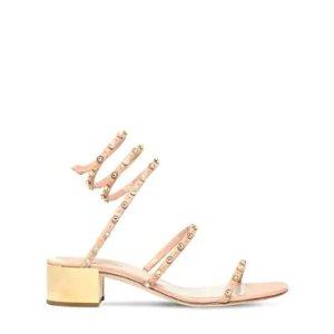Rene Caovilla40MM 施华洛世奇水晶鞋